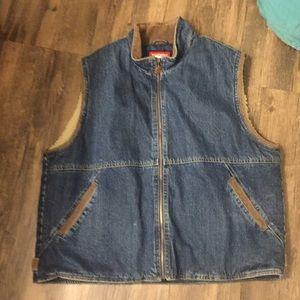 Wrangler Vest Vintage